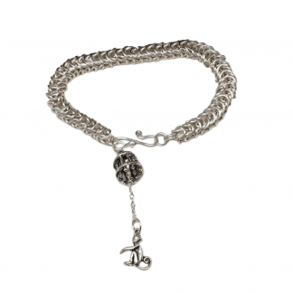 Mind Monkey Chain Bracelet