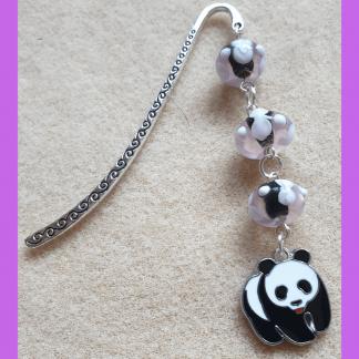 Panda Bear Bookmark