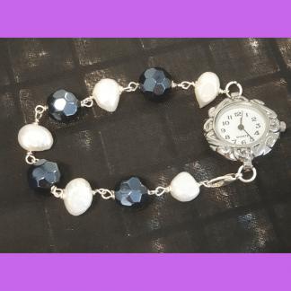 Cultured Pearl Watch